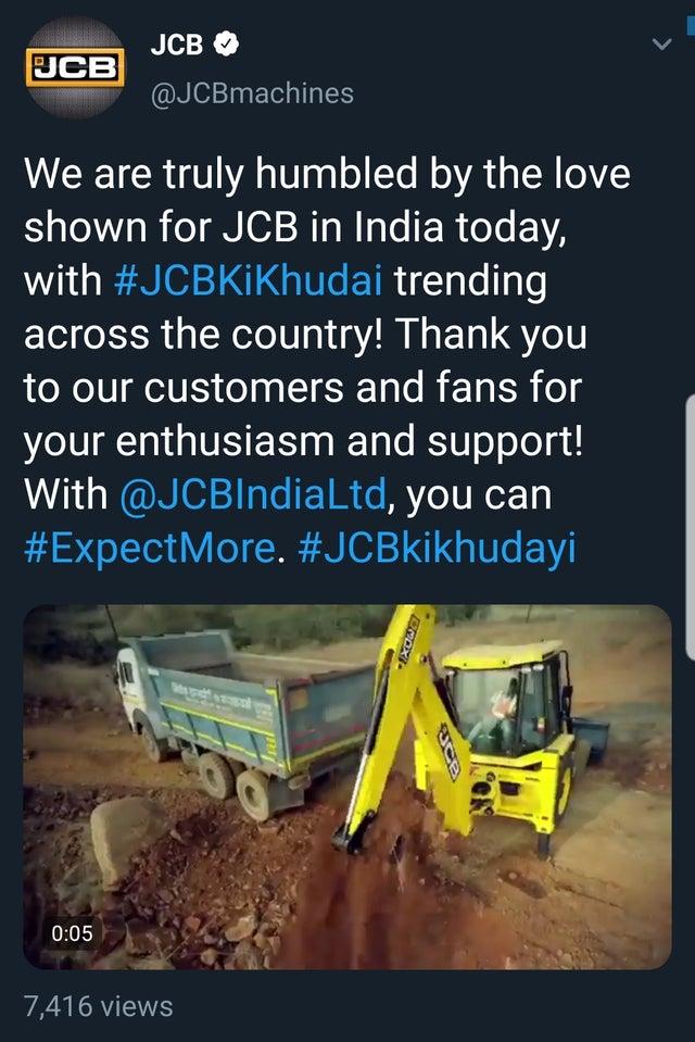 jcb memes funny jokes and sms of jcb ki khudai