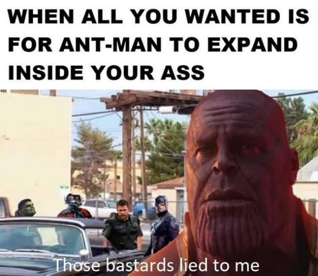 mcu memes that are funny and filled with avengers endgame spoilers