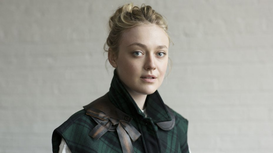 Dakota Fanning hot photo