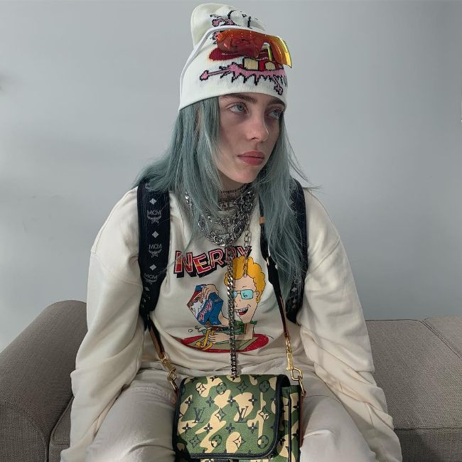 Billie Eilish hot photos sexy instagram bikini pics