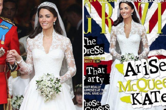 Celebrity Photoshop Fails Kate Middleton
