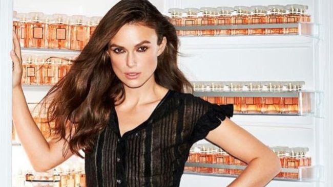 Keira Knightley is one of the Young Actresses You'd Love to Date