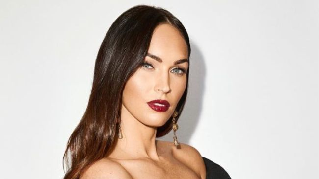 Megan Fox is one of the Young Actresses You'd Love to Date