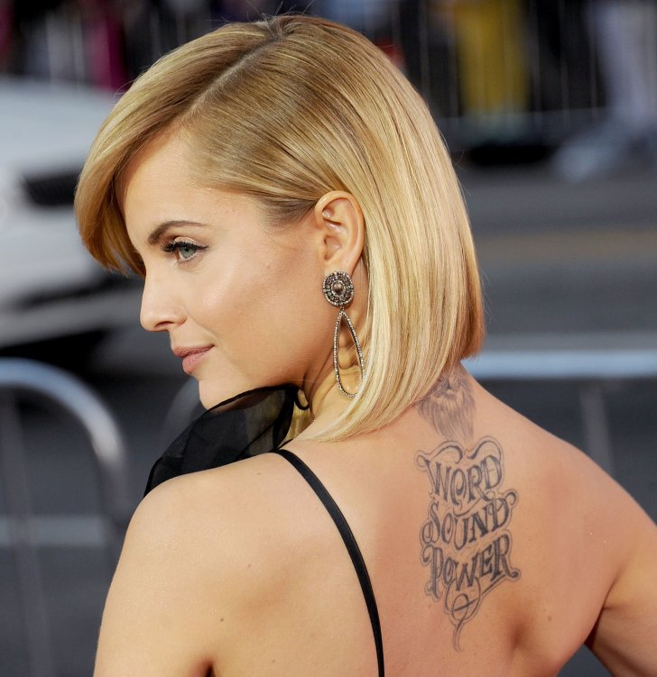 Mena Suvari is the Best Celebrity Tattoos of all Time