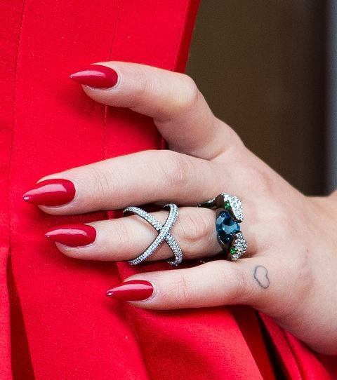 Rita Ora is the Best Celebrity Tattoos of all Time
