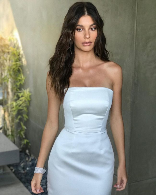 Camila Morrone most hottest images sexy bikini photos